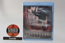 The Tattooist Film Blu-Ray