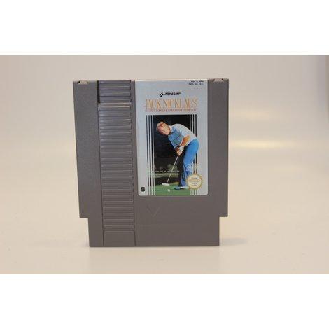 Nintendo NES GAME KONAMI JACK NICKLAUS