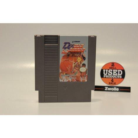 Nintendo NES GAME Double Dribble