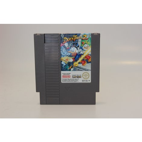 Nintendo NES GAME DUCK TALES 2