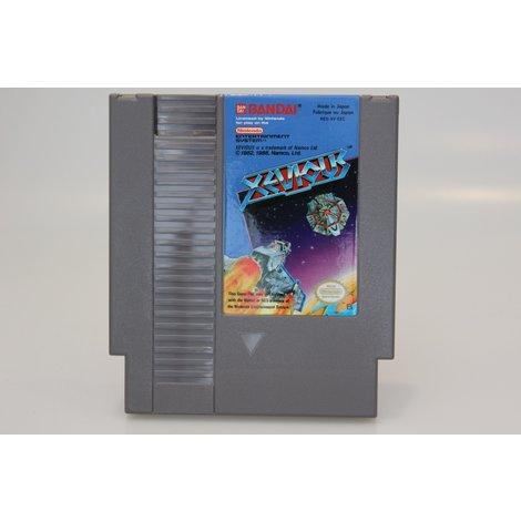 Nintendo NES GAME XEVIOUS