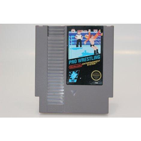 Nintendo NES GAME Pro WRESTLING
