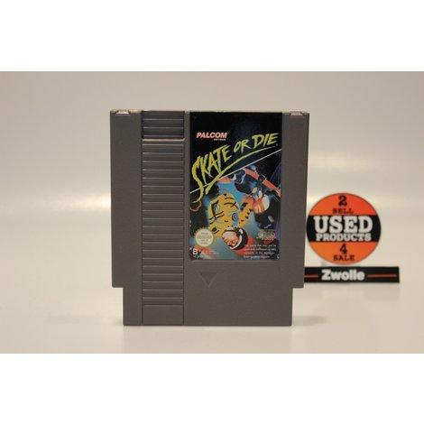 Nintendo NES GAME SKATE OR DIE