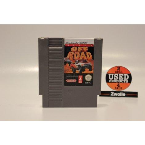 Nintendo NES GAME SUPER OFF-ROAD