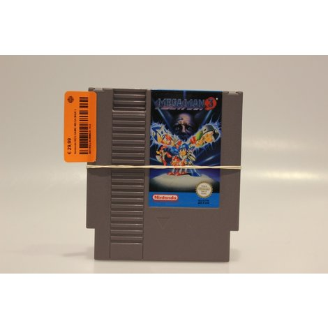 Nintendo NES GAME MEGA MAN 3