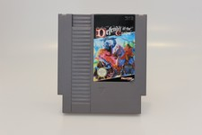 Nintendo NES GAME DEFENDER OF THE CROWN