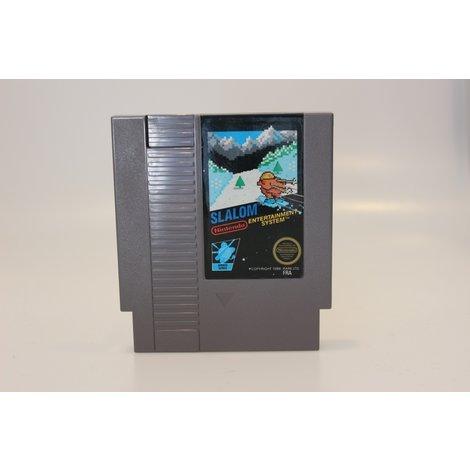 Nintendo NES GAME SLALOM
