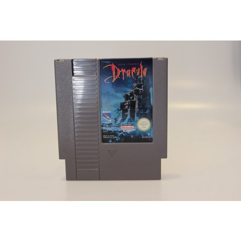 Nintendo NES GAME BRAM STOKER's DRACULA