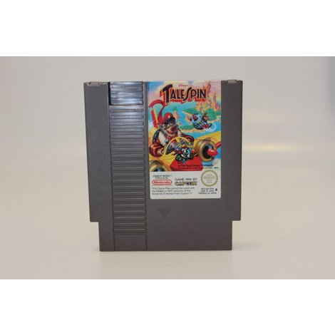 Nintendo NES GAME TALE SPIN