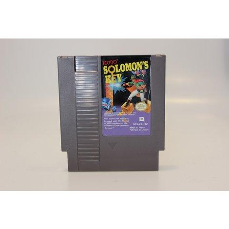 Nintendo NES GAME SOLOMON'S KEY