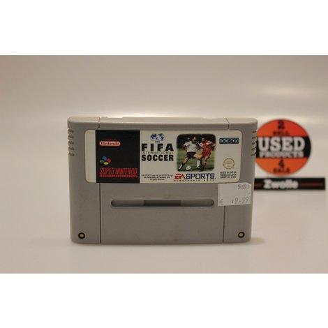 Super Nintendo Game Fifa International Soccer