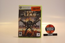 XBOX 360 Game Eat Lead