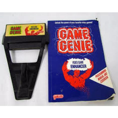 Nintendo NES GAME GAME GENIE