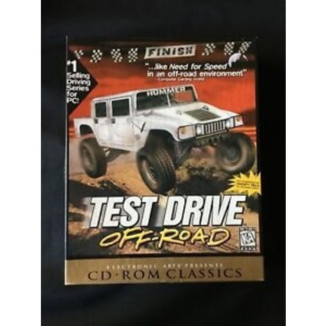 Test Drive Off Road pc game