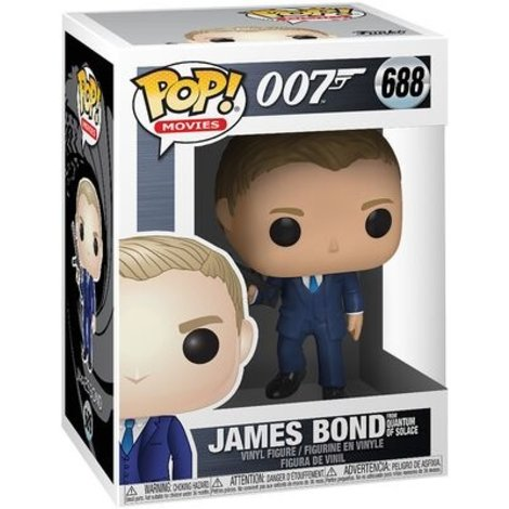 Funko Pop! JAMES BOND