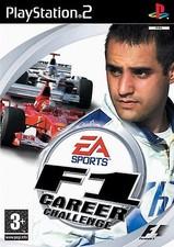 F1 Career Challenge Playstation 2 Game