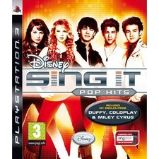 Playstation 3 game Sing It