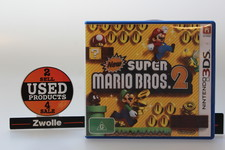 Nintendo 3DS game Super Mario Bros 2