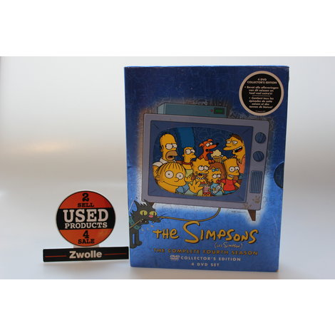 DVD serie The Simpsons The Complete Fourth Season