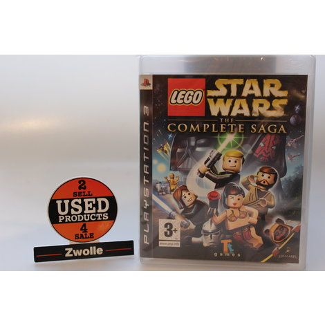 playstation 3 star wars the complete saga