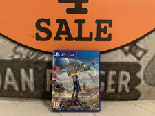 playstation Playstation 4 game The Outer World