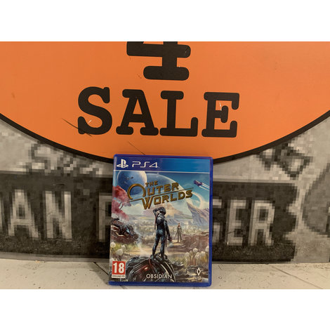 Playstation 4 game The Outer World
