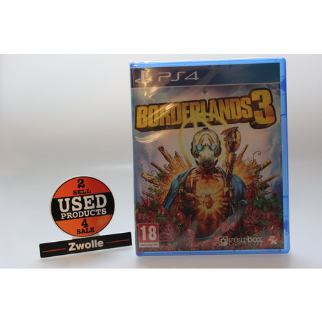 Playstation 4 game Borderlands 3