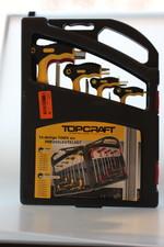 TopCraft torx sleutel set