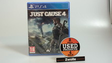 Playstation 4 game Just Cause 4