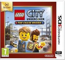 nintendo Nintendo 3DS game   Lego City undercover