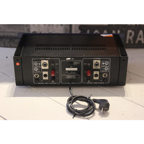 Mc Crypt Stereo Amplifier || Model PA-940