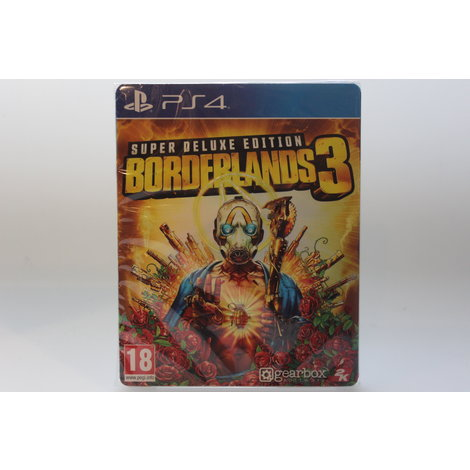 Borderlands 3 Playstation 4 Game
