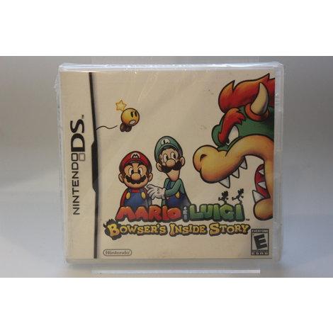 DS game Mario & Luigi Bowser's Inside Story