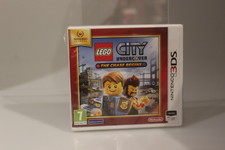 Lego City Undercover NDS Game