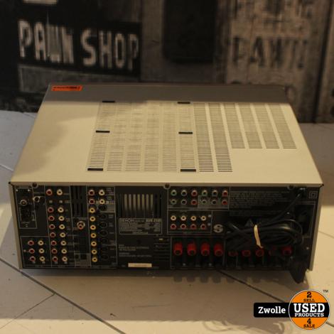 DENON AVR-2105 versterker met Dolby Surround