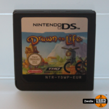 Nintendo DS game DRAWN TO LIFE