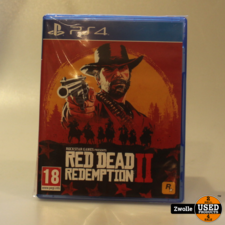 Playstation 4 game Red Dead Redemption II