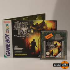 Alone In The Dark Gameboy Color Game