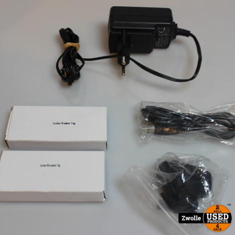 ARCHOS smart home set met camera
