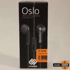 Urbanisto Oslo oordopjes | Headset | Top kwaliteit