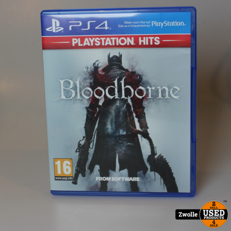 Bloodborne || Playstation 4 Game Nieuw