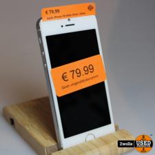 apple Apple iPhone 5S 64Gb Silver | Geen vingerafdrukscanner