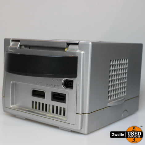 Gamecube console grijs