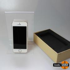 Apple iPhone 5S 16Gb Gold   Geen vingerafdrukscanner
