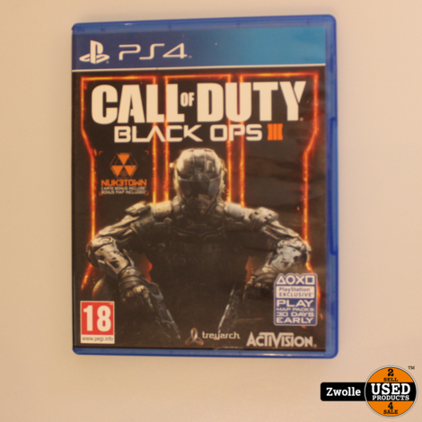Call Of Duty Black Ops 3 | PS4 Game
