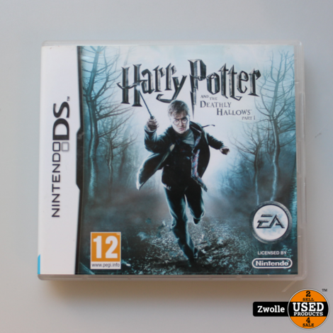 Nintendo DS game | Harry Potter and the Deathly Hallows | part 1
