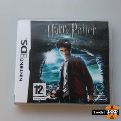 Nintendo DS game | Harry Potter en de halfbloed prins
