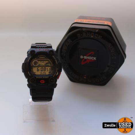 Casio G-shock G-7900 Horloge zwart/rood