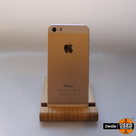 Apple iPhone 5S 32GB Gold | Geen vingerafdrukscanner