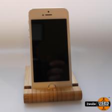 Apple iPhone 5S 32GB Silver | Geen vingerafdrukscanner